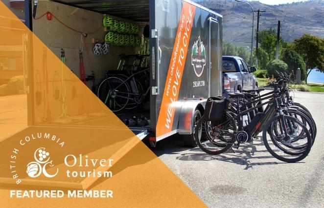 South Okanagan E-Bike Safaris