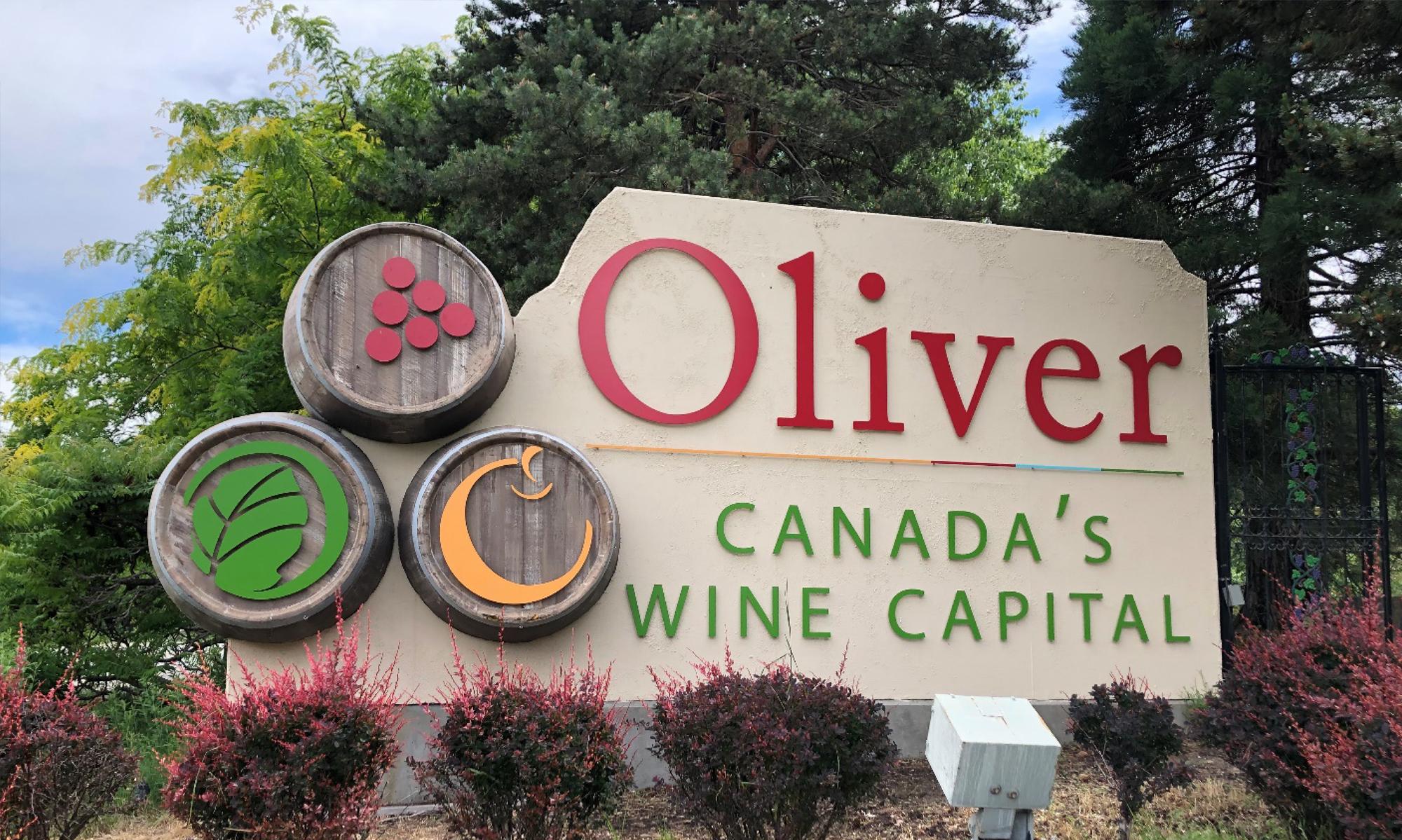 Oliver, British Columbia